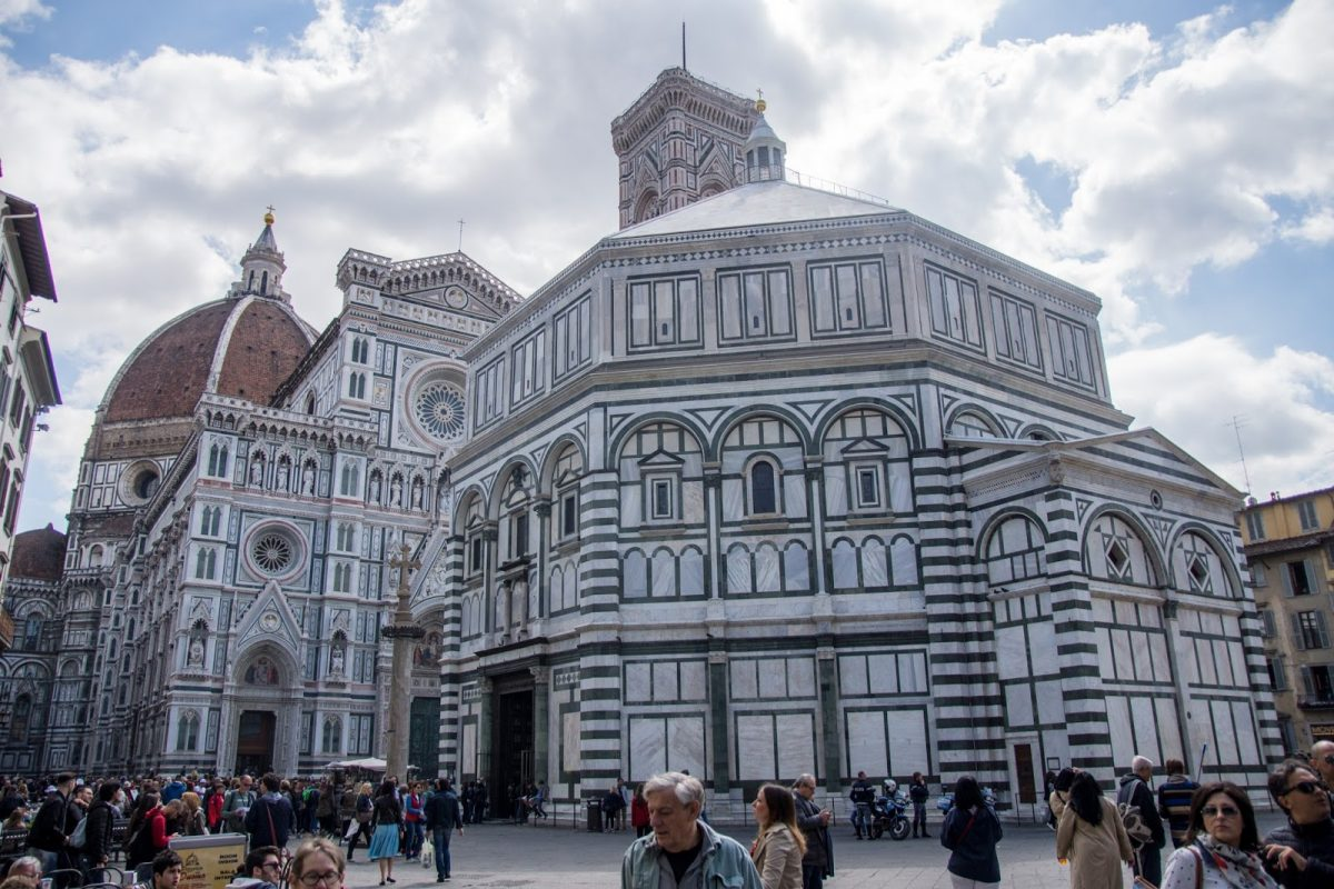 Tuscany Day 4: Florence
