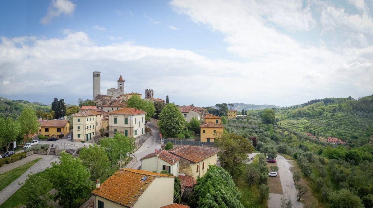 Tuscany Day 5: Serravalle Pistoiese and around