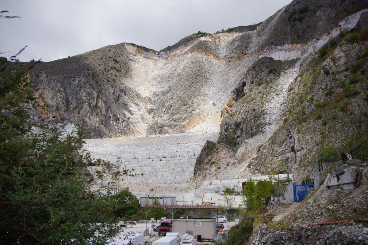 Tuscany Day 6: Carrara and Viareggio