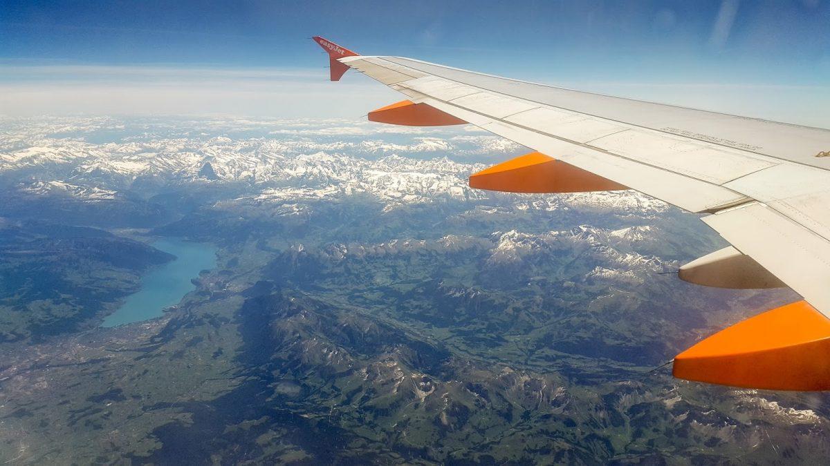 Catalonia Day 1: Travel
